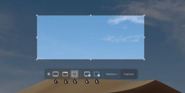 Nhiều tính năng hơn khi chụp màn hình trên Macbook