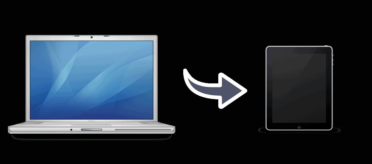 Sử dụng iPad làm màn hình thứ hai trên Mac