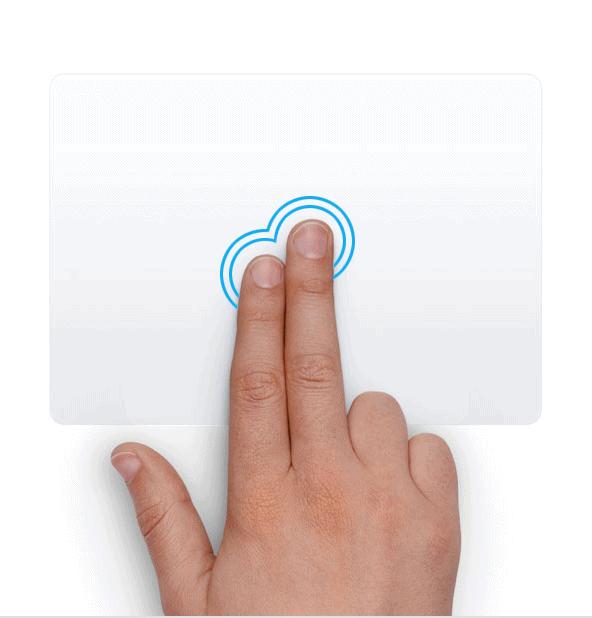 Trackpad - Smart Zoom
