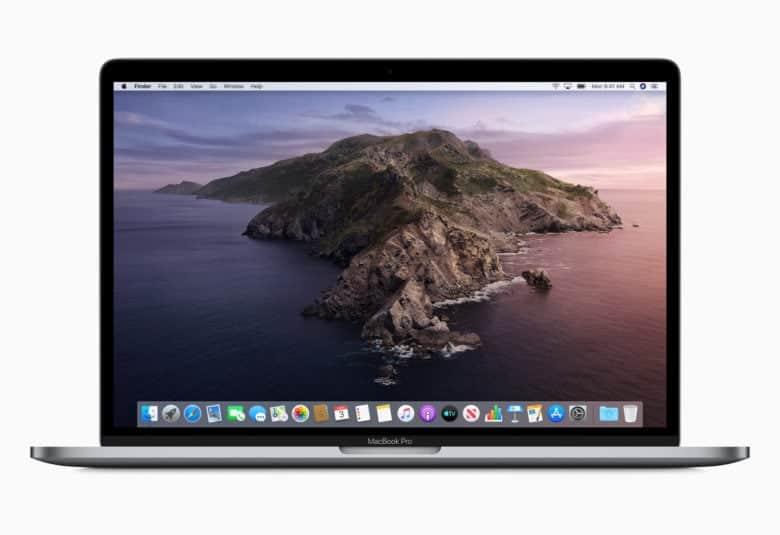 macOS Catalina Apple