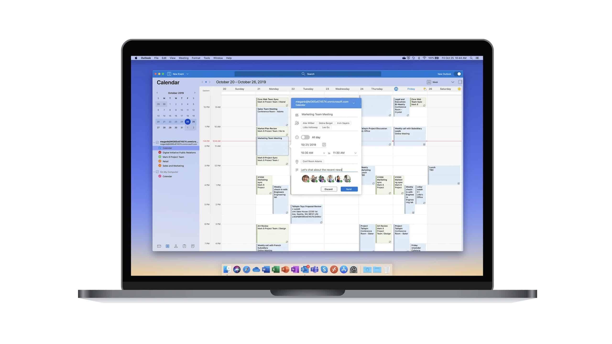 Microsoft chuẩn bị giới thiệu Outlook mới cho macOS