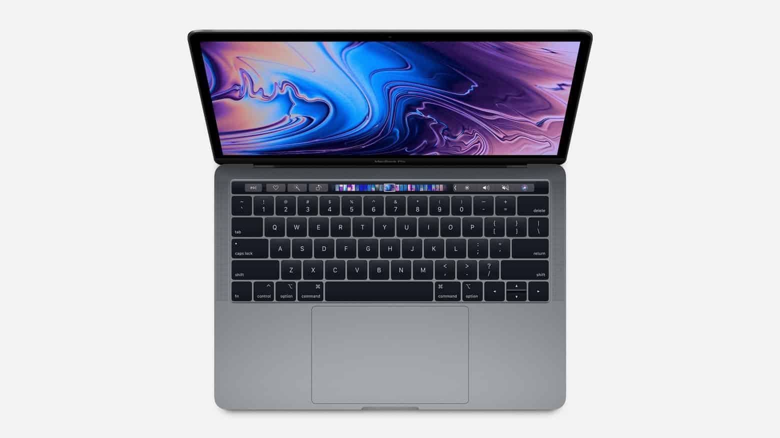 Macbook Pro 13 inch 2020 sắp ra mắt