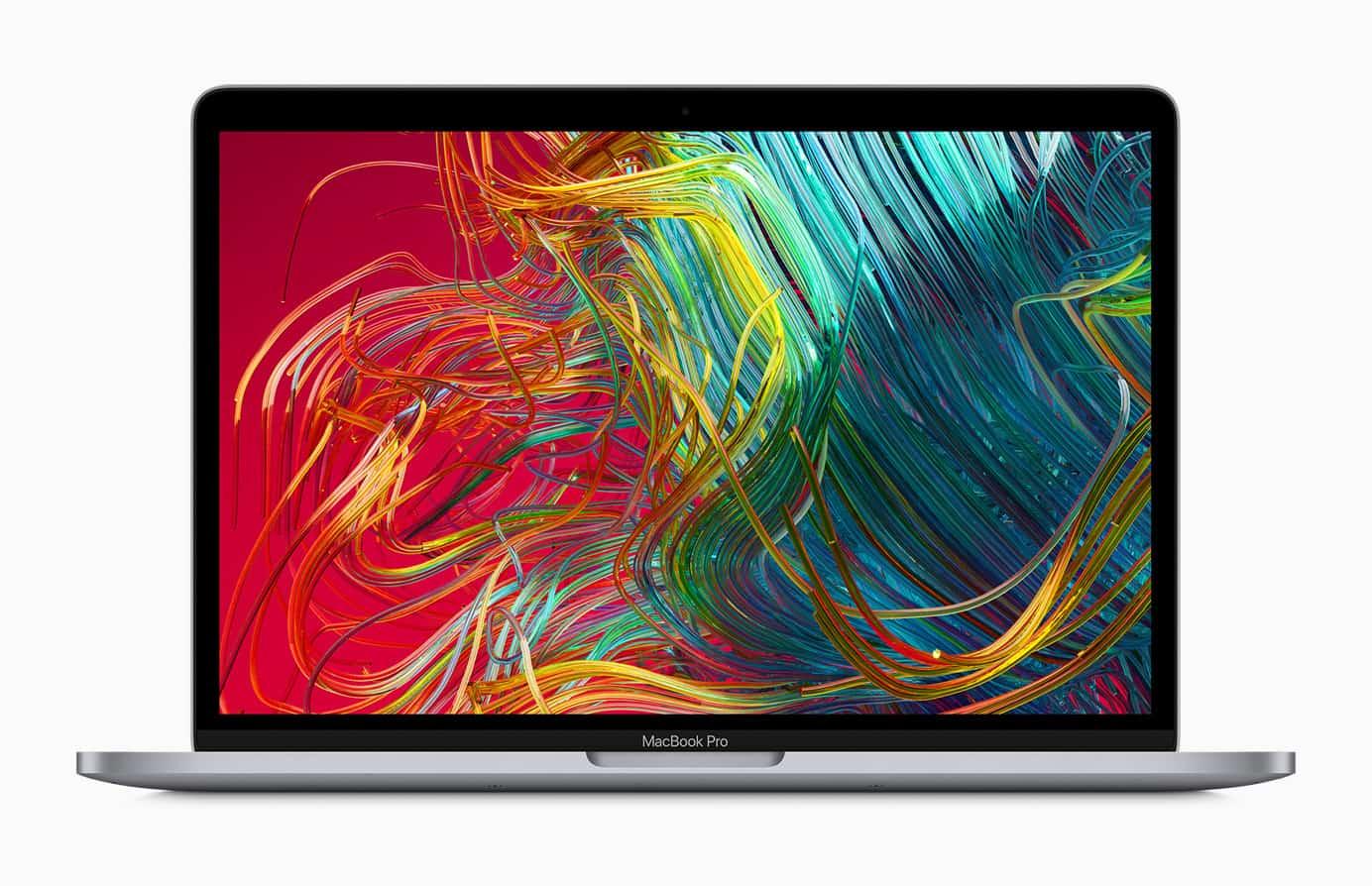 Hiệu năng đồ họa MacBook Pro 2020